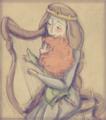 Elinor and little Merida - brave fan art