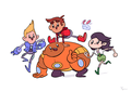 Bravest Warriors Fan Art - bravest-warriors fan art