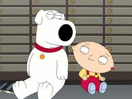 Seth MacFarlane wallpaper called Brian and Stewie