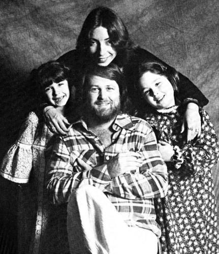 Brian & his girls
