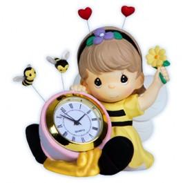 Bumble Bee Clock