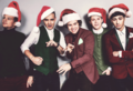 Weihnachten with 1D