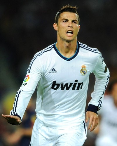 क्रिस्टियानो रोनाल्डो वॉलपेपर possibly containing a bowler, a wicket, and a right fielder entitled CR7 Calma,calma!