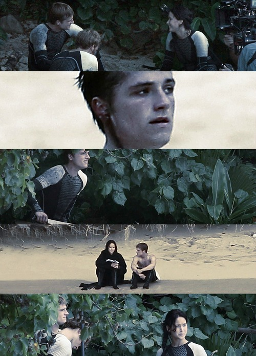 Catching Fire - Josh Hutcherson Fan Art (33122496) - Fanpop