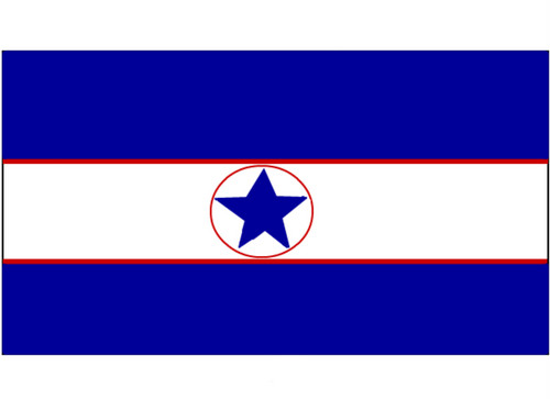 Cayania National Flag