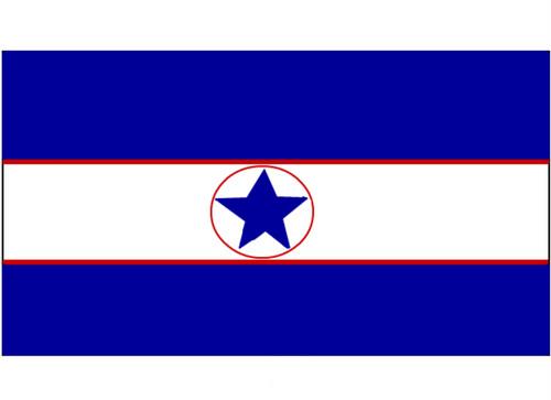 Cayania National Flag