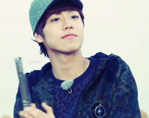 Chandoo [Lee Hyun Woo]