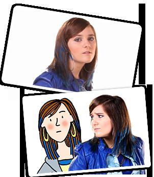 Characters: ELEKTRA PERKINS