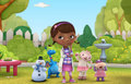 Characters - doc-mcstuffins photo