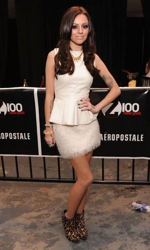 Cher Lloyd @ Z100 Jingle Ball