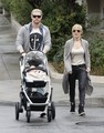 Chris Hemsworth and His Family