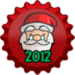 Christmas 2012 Cap - fanpop-caps icon