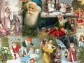 Christmas Vintage wallpaper