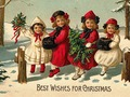Christmas Vintage wallpaper - vintage wallpaper