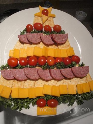 বড়দিন বৃক্ষ appetizer