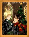 Christmas - harry-and-draco fan art
