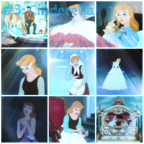 신데렐라 collage