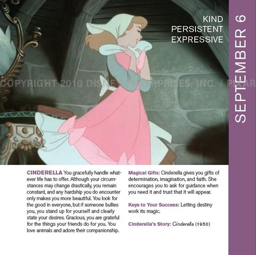 Sinderella in Disneystrology book