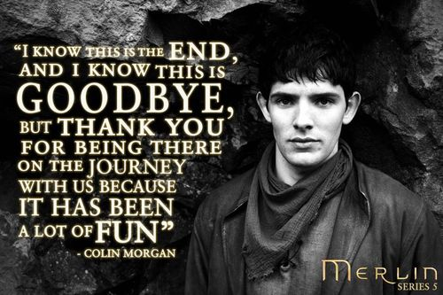 Merlin Crew offended by some of the Fanfic/Drawings/Pics
