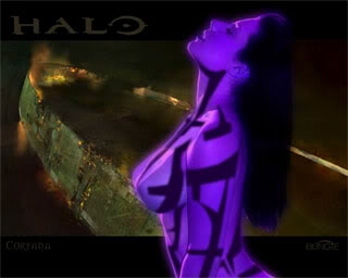 Halo wallpaper possibly with a bouquet, a sign, and a hippeastrum called Cortana