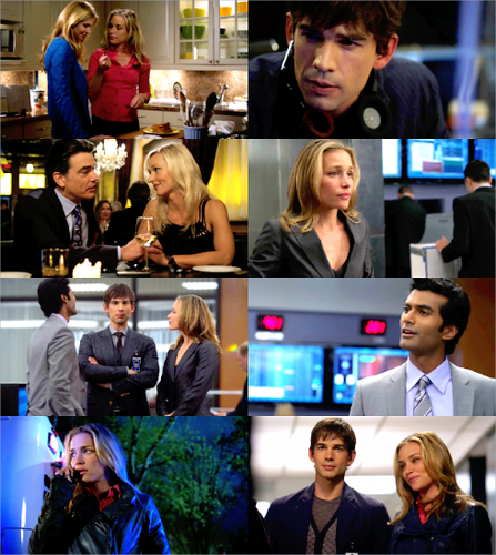 Covert Affairs - 1x02