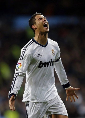Cristiano Ronaldo's free kick against Atletico Madrid