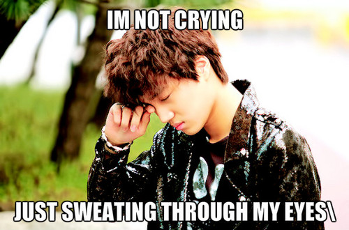 EXO-K images Cry Kai Cry wallpaper and background photos