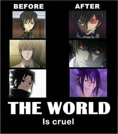Cruel World...