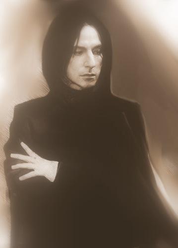 Cutest Snape!