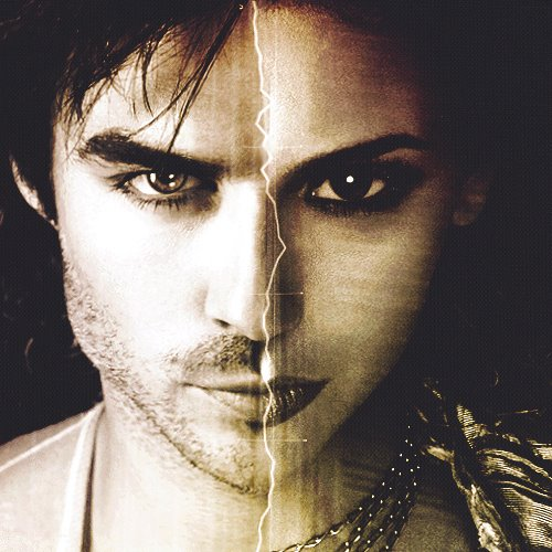 Damon and Elena DELENA