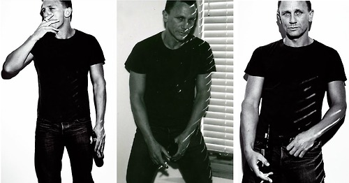 Daniel Craig Hintergrund possibly containing a hip boot and a well dressed person entitled Daniel Craig