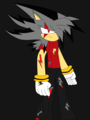 Dark Blake - sonic-fan-characters-recolors-are-allowed photo