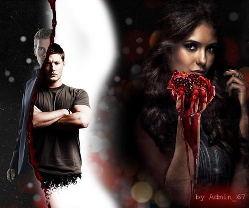 Dean-Elena vs Klaus