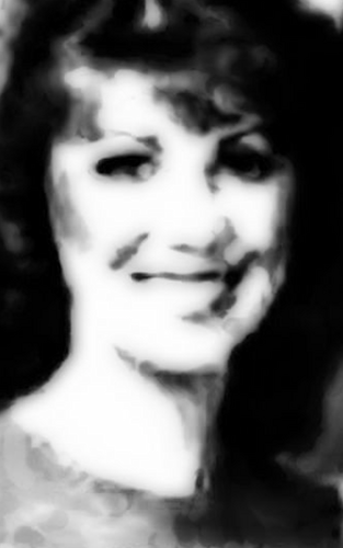 The Debra Glenn Osmond peminat Page kertas dinding with a portrait entitled Debbie Osmond