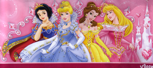 Disney Princess Jewels