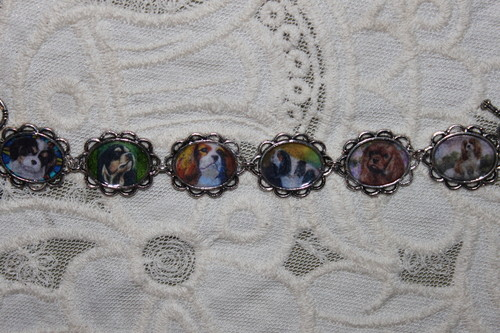 Cavalier King Charles người nịnh hót, spaniel bracelet