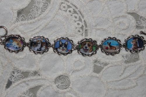 Pembroke Welsh Corgi bracelet
