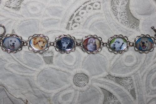 Toy/Miniature Poodle bracelet