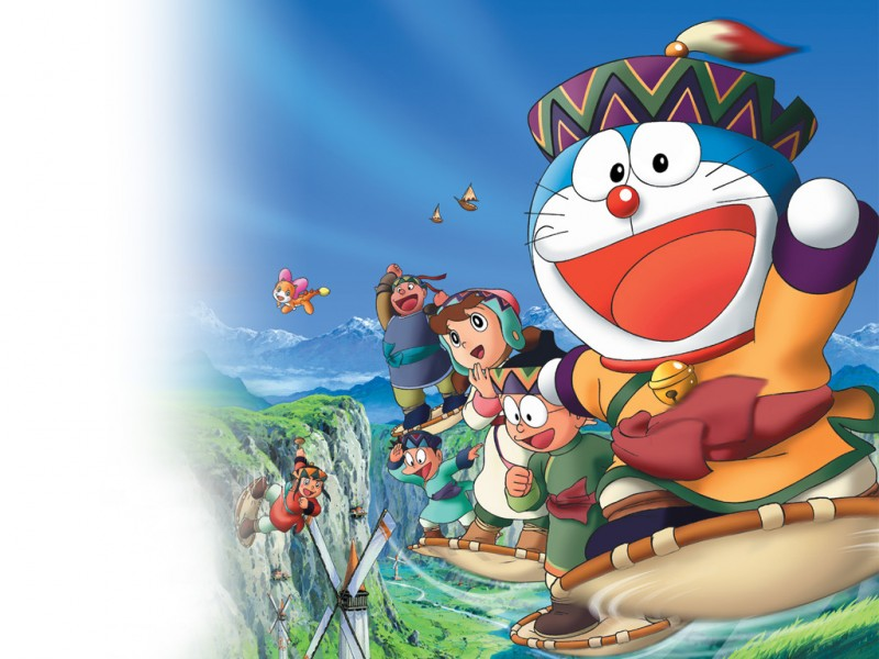 Doraemon images Doraemon and Friends HD wallpaper and background ...