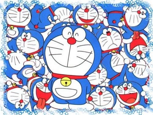 Doraemon Hintergrund entitled Doraemon