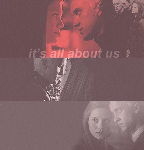 Draco & Ginny