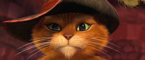 Dreamworks' Puss In Boots - 2011 <3