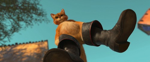 Dreamworks: Puss In Boots - 2011 <3