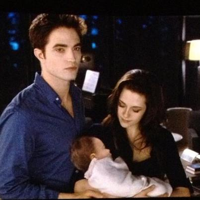Edward,Bella&Nessie