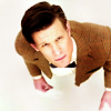 The Eleventh Doctor photo probably containing a portrait called Eleven Doctor