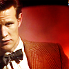 The Eleventh Doctor bức ảnh probably with a business suit called Eleven Doctor