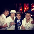 Emblem3 Hanging Out With Niall Horan From One Direction