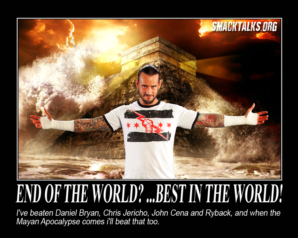 End of the world または Best in the World?