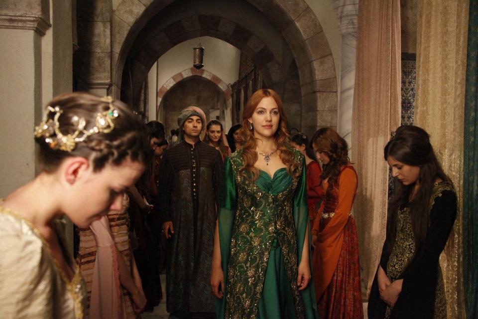 Muhtesem Yüzyil - Magnificent Century Episode 63 - Season finale