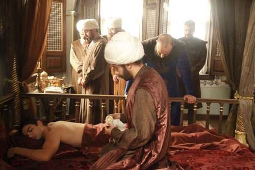 Muhtesem Yüzyil - Magnificent Century 壁纸 possibly containing a drawing room called Episode 75